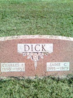 Sadie C <I>McDonald</I> Dick