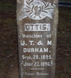 Ottis Durham