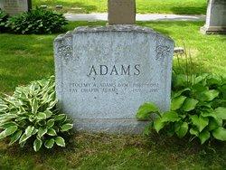 Fay Eleanor <I>Chapin</I> Adams