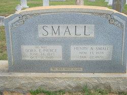 Dora E. <I>Pierce</I> Small
