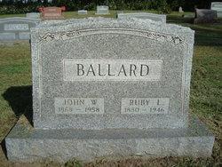John William Ballard