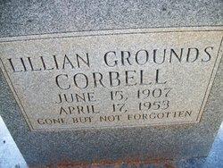 Lillian <I>Grounds</I> Corbell