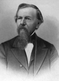 Rev Albertus Christian Van Raalte