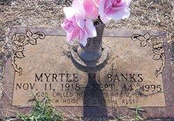 Myrtle M. Banks