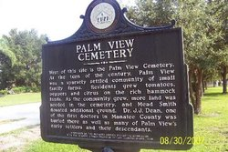 Palm View Cemetery