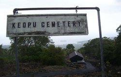 Keopu Cemetery