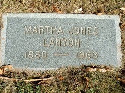 Martha Jones Lanyon