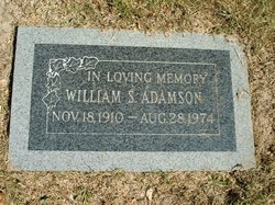 William S Adamson
