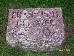 Frances Harriet <I>Ward</I> Kinder