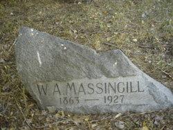"""William Alvin """"Billy"""" Massingill"""