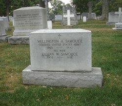 Lillian Madeline <I>Whitside</I> Samouce
