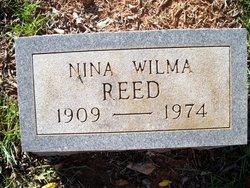 Nina Wilma <I>Grounds</I> Reed