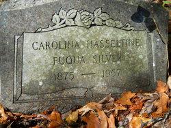 Caroline Hasseltine <I>Fuqua</I> Silver
