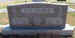 Joseph Raymond Cullender