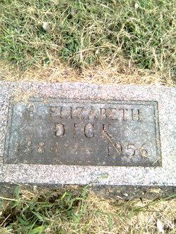Emma Elizabeth Dick