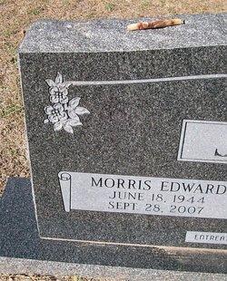 "Morris Ed ""Eddie"" James"