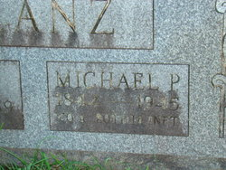 "Michael P ""Mike"" Franz"