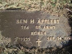 Ben H. Appleby