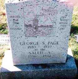 George Samuel Page