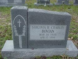 Virginia H. <I>Charley</I> Bovian