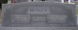 Bessie Grace <I>Miller</I> Boney