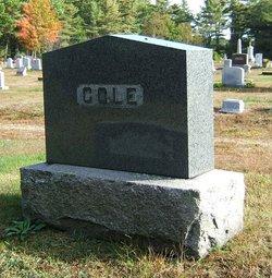 Avis <I>Atherton</I> Cole