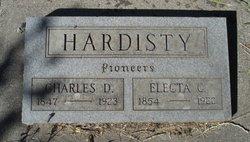 Charles Dodson Hardisty