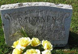 Elmer Raisanen