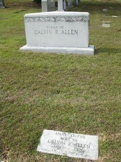 Anne <I>Dupre</I> Allen