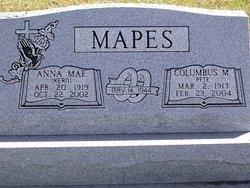 Anna Mae <I>Kern</I> Mapes