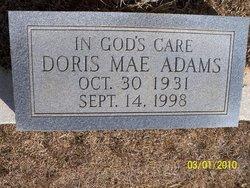 Doris Mae Adams