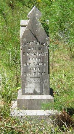 Mary Alma Halsell