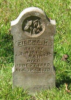 Zilpha H. Rainer