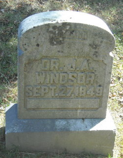 Dr Joseph A Windsor