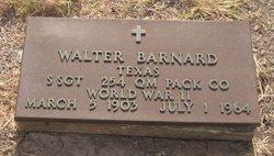 Walter Barnard