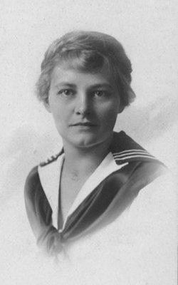Esther Eugenia <I>Dahlberg</I> Detmers