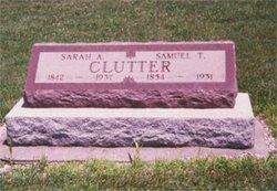 Samuel T Clutter
