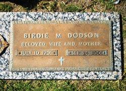 Birdie Lavada <I>McKinney</I> Dodson