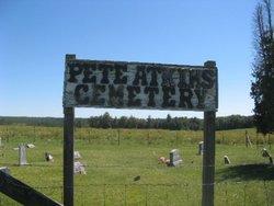 Pete Atkins Cemetery