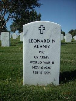 Leonard N Alaniz