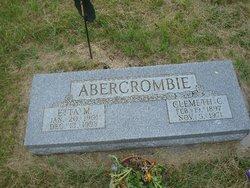 Etta M <I>Blanding</I> Abercrombie