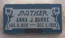 Anna Botilda <I>Johnson</I> Burke