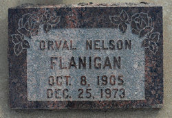 Orval Nelson Flanigan