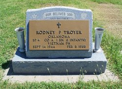 Spec Rodney Phillip Troyer