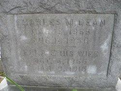 Ella E <I>Miller</I> Dean