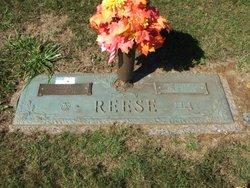 Mary Frances <I>Allred</I> Reese