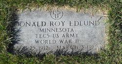 Donald Roy Edlund
