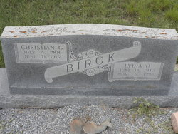 Christian G Birck
