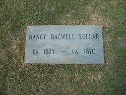 Nancy <I>Bagwell</I> Lollar