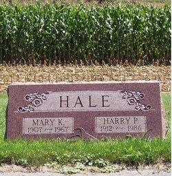 Mary Kathryn <I>Stewart Fletcher</I> Hale